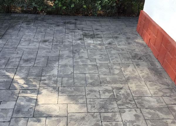 Hormig n impreso murcia pavimentos impresos y pulidos for Suelos de hormigon para jardin