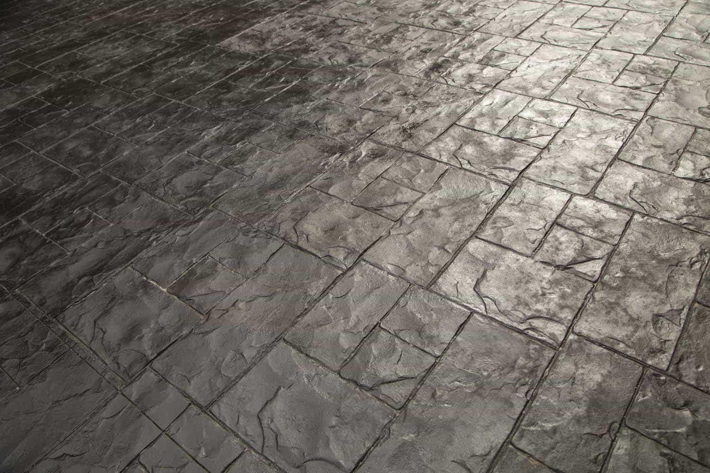 Hormig n impreso lorca pavimentos de hormigon impreso y - Pavimentos hormigon pulido ...